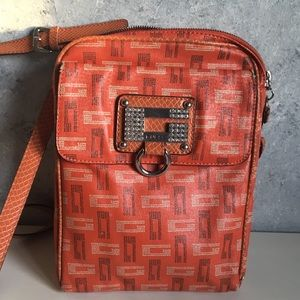GUESS Vintage Across the Body Purse